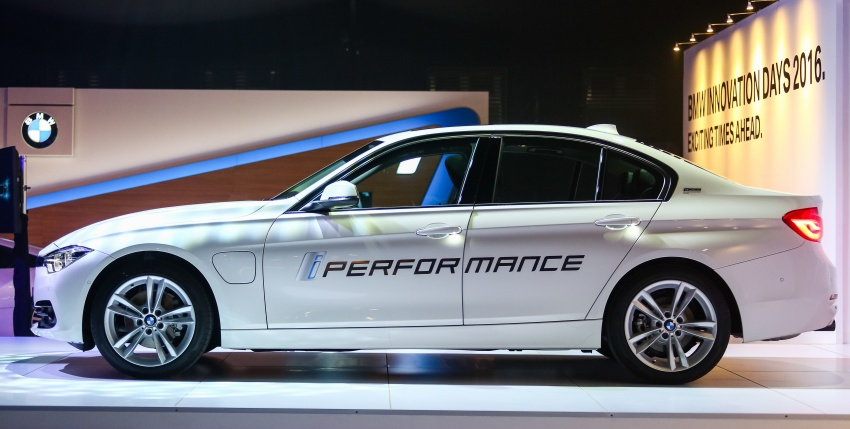 BMW 330e iPerformance Sport plug-in hybrid launched in Malaysia: 0-100 km/h 6.1 sec, 2.1 l/100 km, RM249k Image #540714