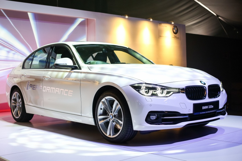 BMW 330e iPerformance Sport plug-in hybrid launched in Malaysia: 0-100 km/h 6.1 sec, 2.1 l/100 km, RM249k Image #540716