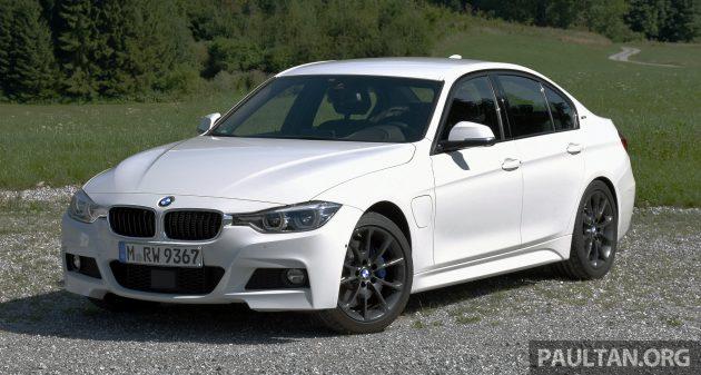 BMW 330e Munich-1