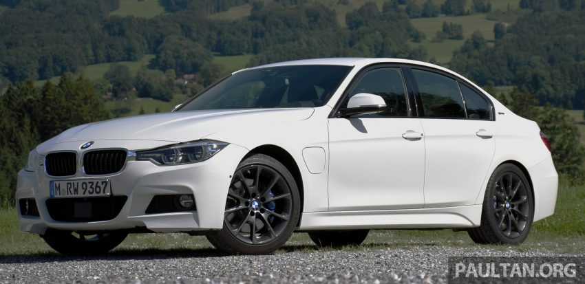 DRIVEN: BMW 330e iPerformance – the coming of age Image #535018