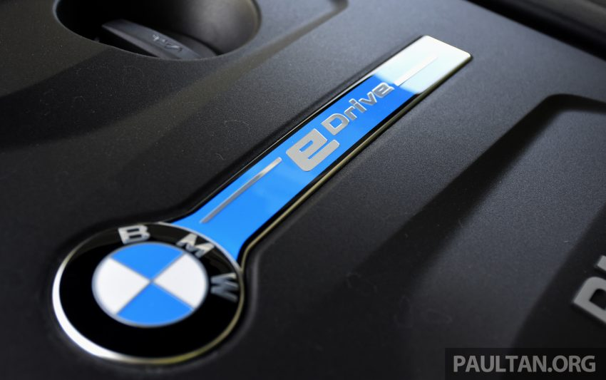 DRIVEN: BMW 330e iPerformance – the coming of age Image #535040