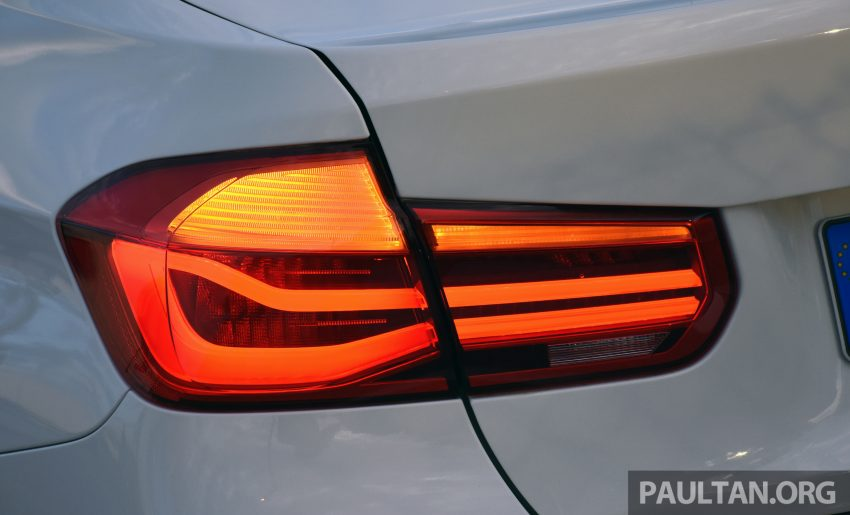 DRIVEN: BMW 330e iPerformance – the coming of age Image #535045
