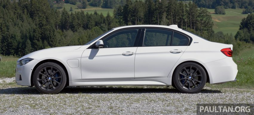 DRIVEN: BMW 330e iPerformance – the coming of age Image #535020