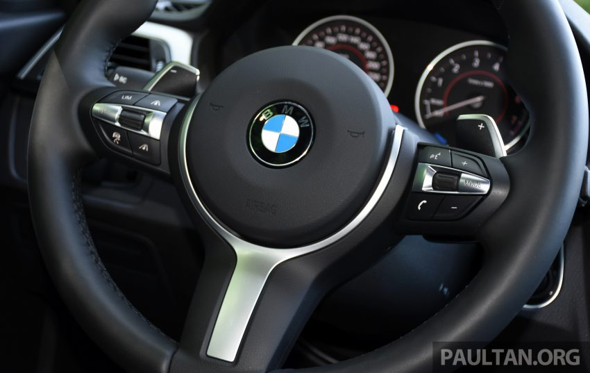 DRIVEN: BMW 330e iPerformance – the coming of age Image #535331