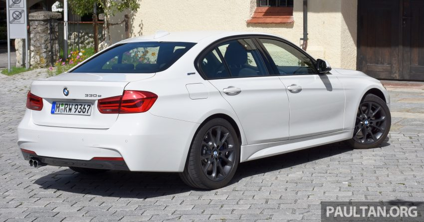 DRIVEN: BMW 330e iPerformance – the coming of age Image #535335