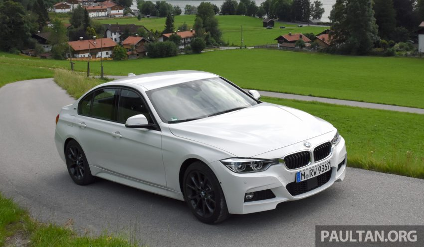DRIVEN: BMW 330e iPerformance – the coming of age Image #535021