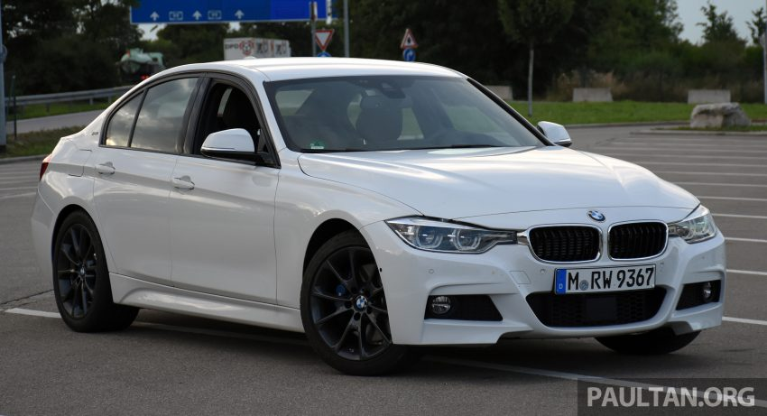 DRIVEN: BMW 330e iPerformance – the coming of age Image #535022