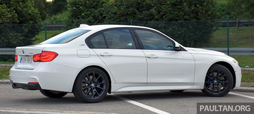 DRIVEN: BMW 330e iPerformance – the coming of age Image #535023