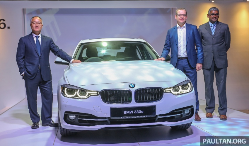 BMW 330e iPerformance Sport plug-in hybrid launched in Malaysia: 0-100 km/h 6.1 sec, 2.1 l/100 km, RM249k Image #540452