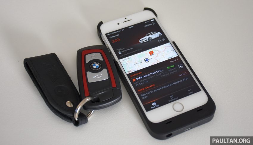 BMW Connected – the next-step in personal mobility Image #536098