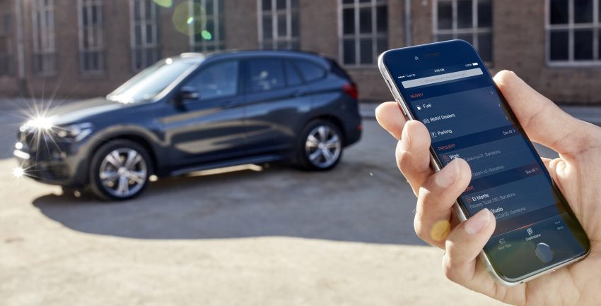 BMW Connected – the next-step in personal mobility Image #536090