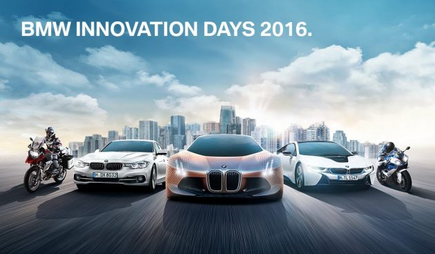 BMW Innovation days