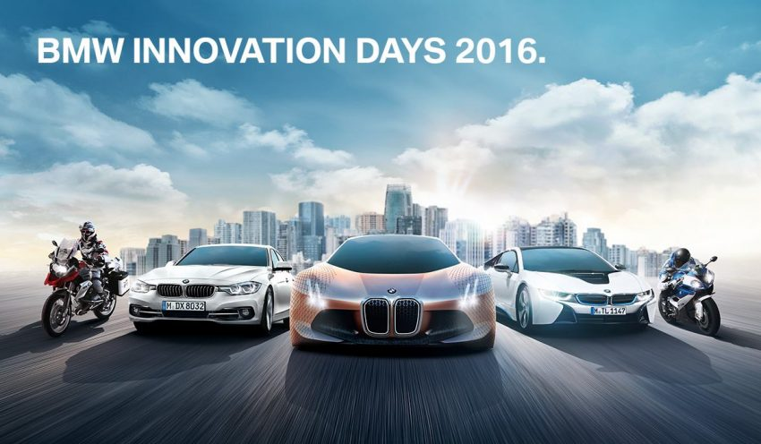 AD: BMW Innovation Days 2016 – exciting times ahead, August 26-28 at Desa ParkCity, Kuala Lumpur Image #534937