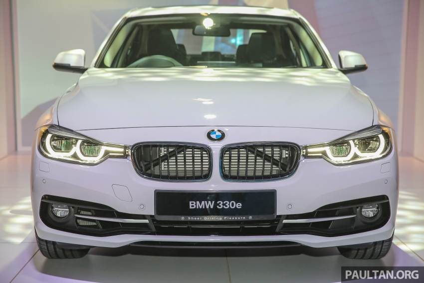 BMW 330e iPerformance Sport plug-in hybrid launched in Malaysia: 0-100 km/h 6.1 sec, 2.1 l/100 km, RM249k Image #540506