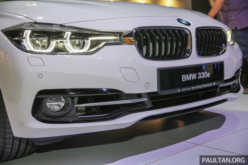 BMW 330e iPerformance Sport plug-in hybrid launched in Malaysia: 0-100 km/h 6.1 sec, 2.1 l/100 km, RM249k Image #540516
