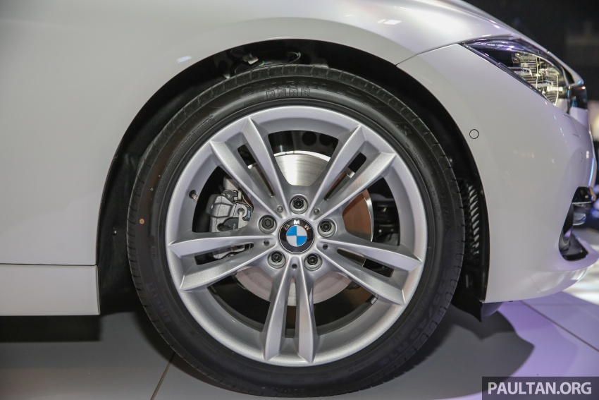 BMW 330e iPerformance Sport plug-in hybrid launched in Malaysia: 0-100 km/h 6.1 sec, 2.1 l/100 km, RM249k Image #540518