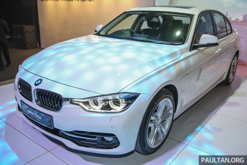 BMW 330e iPerformance Sport plug-in hybrid launched in Malaysia: 0-100 km/h 6.1 sec, 2.1 l/100 km, RM249k Image #540507