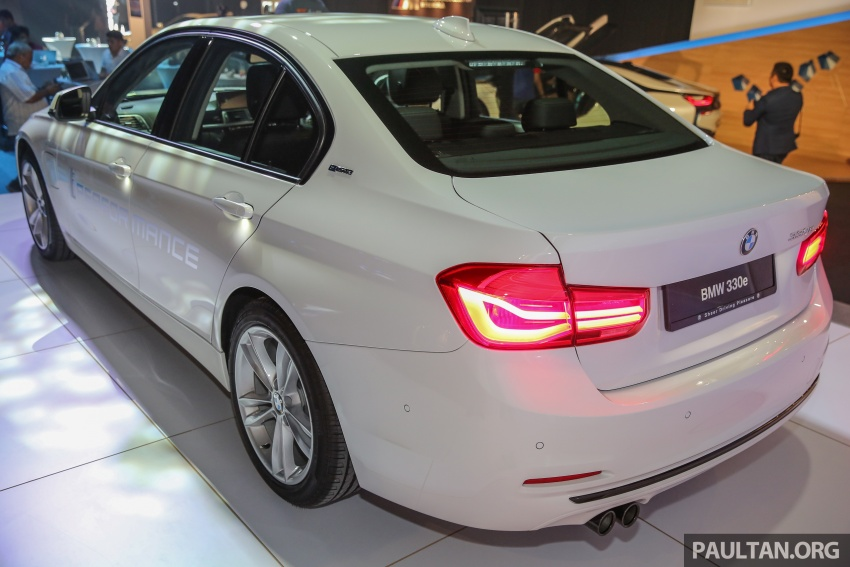 BMW 330e iPerformance Sport plug-in hybrid launched in Malaysia: 0-100 km/h 6.1 sec, 2.1 l/100 km, RM249k Image #540533
