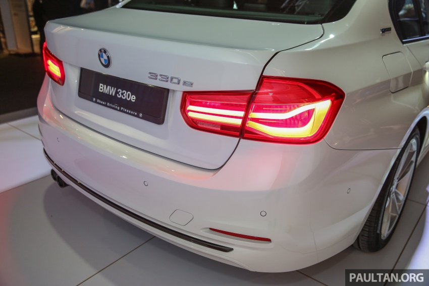 BMW 330e iPerformance Sport plug-in hybrid launched in Malaysia: 0-100 km/h 6.1 sec, 2.1 l/100 km, RM249k Image #540534