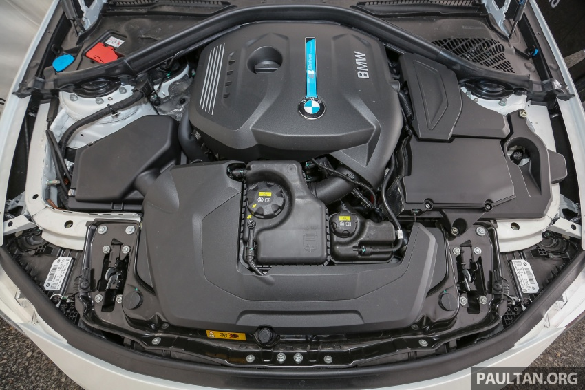 BMW 330e iPerformance Sport plug-in hybrid launched in Malaysia: 0-100 km/h 6.1 sec, 2.1 l/100 km, RM249k Image #540544