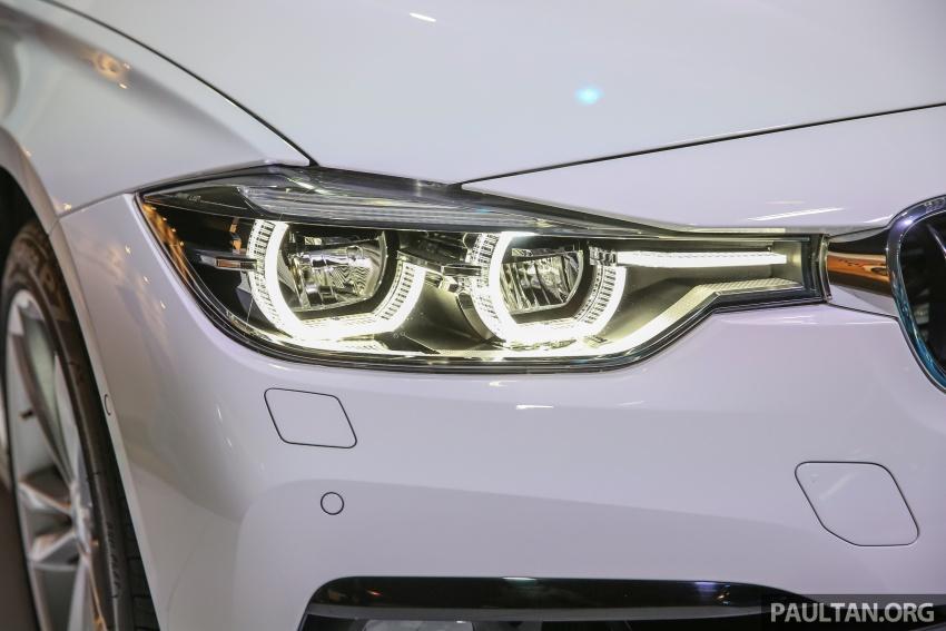 BMW 330e iPerformance Sport plug-in hybrid kini di Malaysia – 0-100 km/j 6.1 saat, 2.1l/100km, RM249k Image #540535