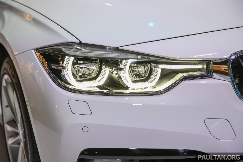BMW 330e iPerformance Sport plug-in hybrid launched in Malaysia: 0-100 km/h 6.1 sec, 2.1 l/100 km, RM249k Image #540510