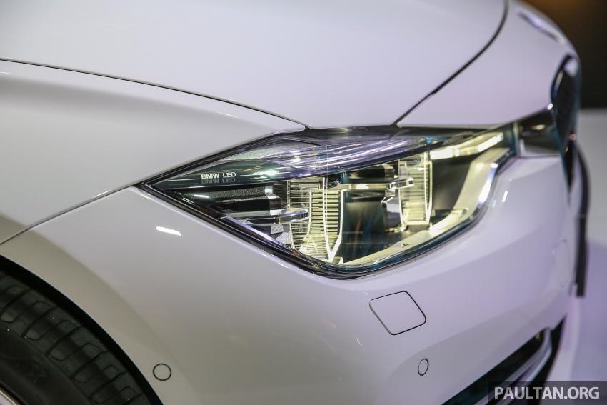 BMW 330e iPerformance Sport plug-in hybrid kini di Malaysia – 0-100 km/j 6.1 saat, 2.1l/100km, RM249k Image #540537