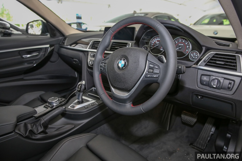 BMW 330e iPerformance Sport plug-in hybrid launched in Malaysia: 0-100 km/h 6.1 sec, 2.1 l/100 km, RM249k Image #540547