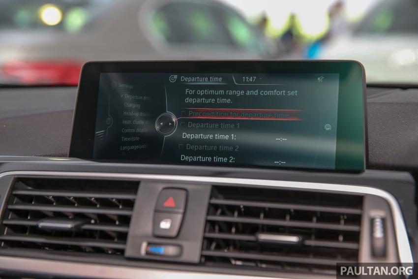 BMW 330e iPerformance Sport plug-in hybrid kini di Malaysia – 0-100 km/j 6.1 saat, 2.1l/100km, RM249k Image #540622