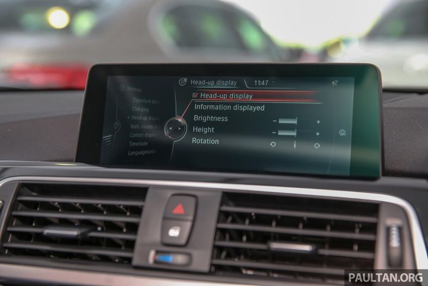 BMW 330e iPerformance Sport plug-in hybrid kini di Malaysia – 0-100 km/j 6.1 saat, 2.1l/100km, RM249k Image #540627