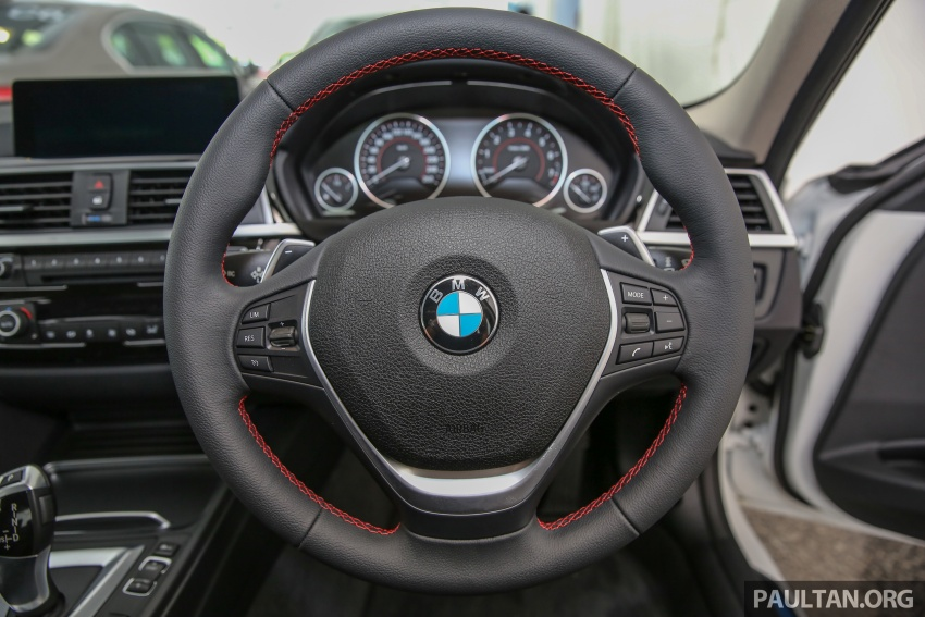 BMW 330e iPerformance Sport plug-in hybrid launched in Malaysia: 0-100 km/h 6.1 sec, 2.1 l/100 km, RM249k Image #540549