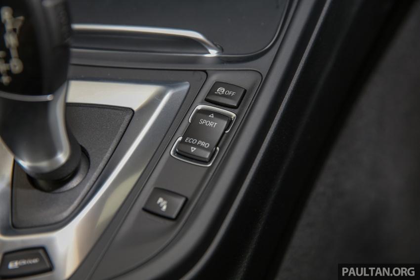 BMW 330e iPerformance Sport plug-in hybrid kini di Malaysia – 0-100 km/j 6.1 saat, 2.1l/100km, RM249k Image #540634