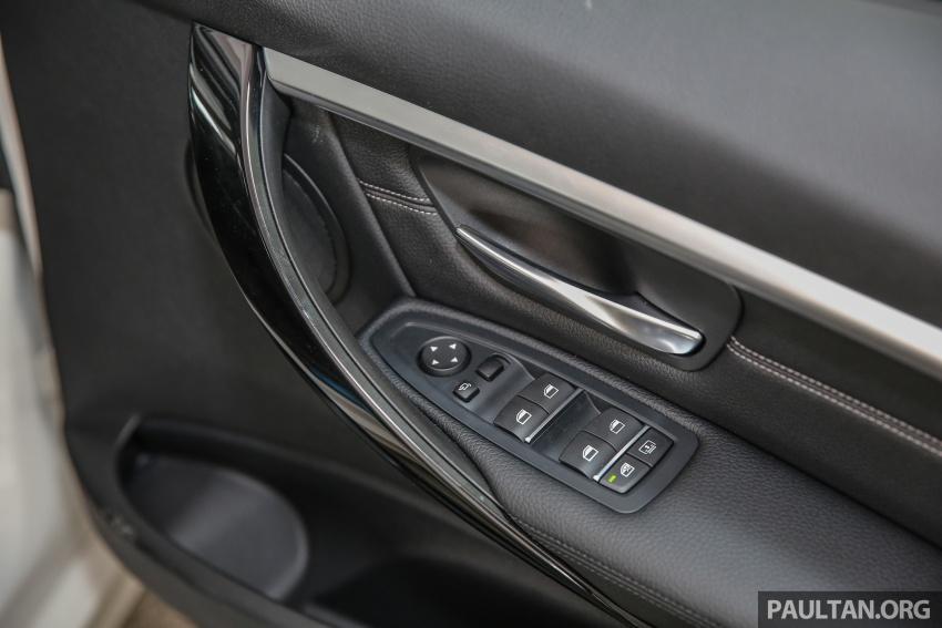 BMW 330e iPerformance Sport plug-in hybrid kini di Malaysia – 0-100 km/j 6.1 saat, 2.1l/100km, RM249k Image #540644