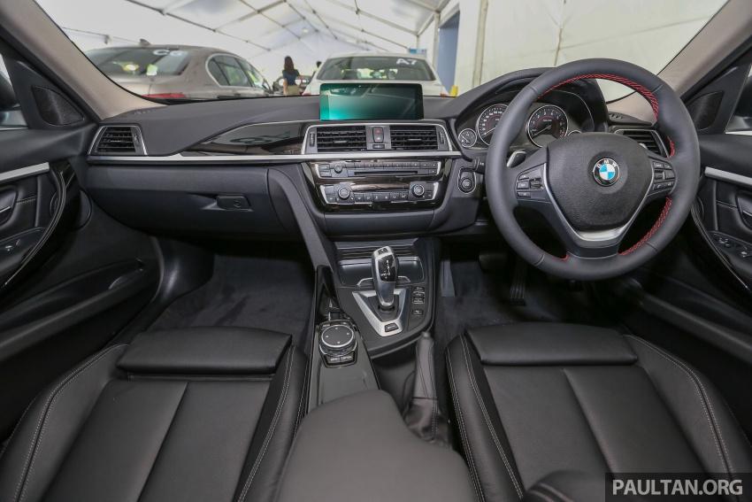BMW 330e iPerformance Sport plug-in hybrid kini di Malaysia – 0-100 km/j 6.1 saat, 2.1l/100km, RM249k Image #540649