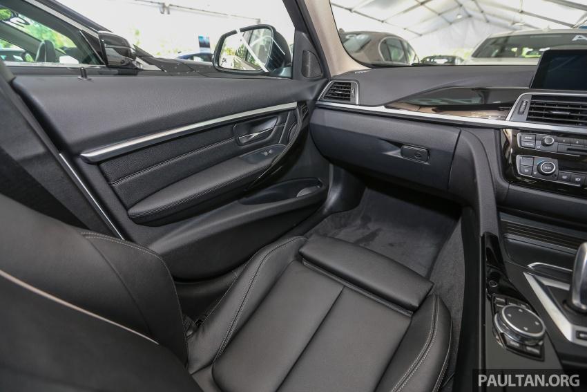 BMW 330e iPerformance Sport plug-in hybrid kini di Malaysia – 0-100 km/j 6.1 saat, 2.1l/100km, RM249k Image #540650