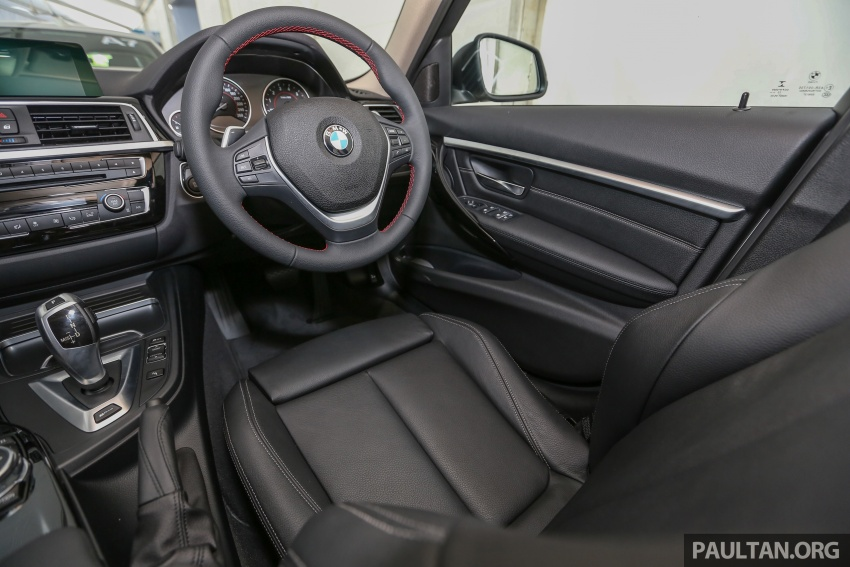 BMW 330e iPerformance Sport plug-in hybrid kini di Malaysia – 0-100 km/j 6.1 saat, 2.1l/100km, RM249k Image #540651