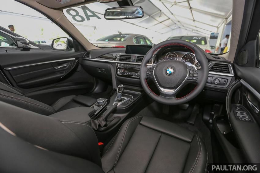 BMW 330e iPerformance Sport plug-in hybrid kini di Malaysia – 0-100 km/j 6.1 saat, 2.1l/100km, RM249k Image #540652