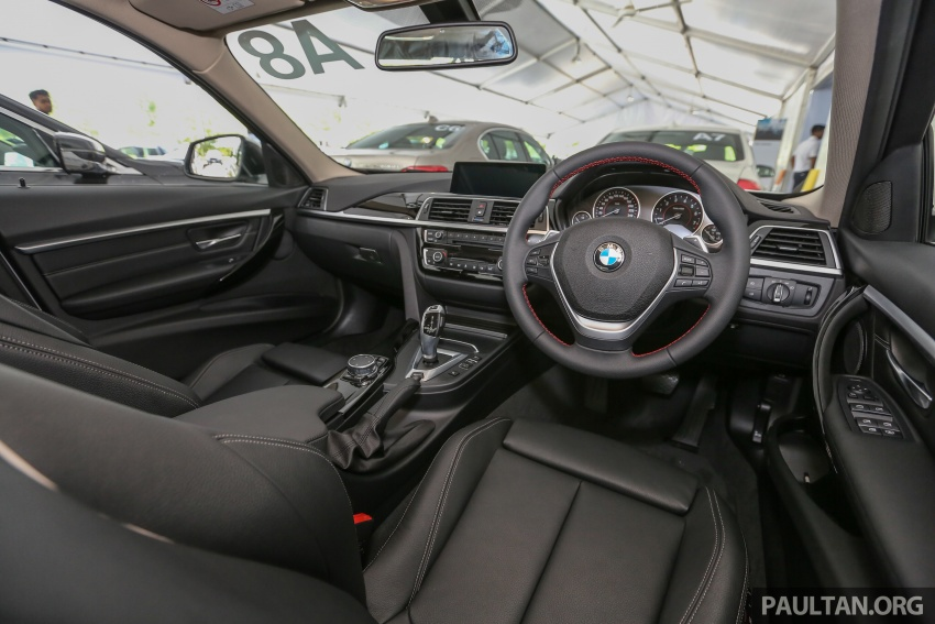 BMW 330e iPerformance Sport plug-in hybrid launched in Malaysia: 0-100 km/h 6.1 sec, 2.1 l/100 km, RM249k Image #540617