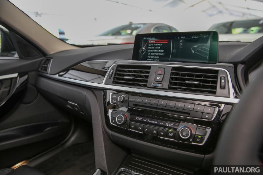 BMW 330e iPerformance Sport plug-in hybrid kini di Malaysia – 0-100 km/j 6.1 saat, 2.1l/100km, RM249k Image #540601