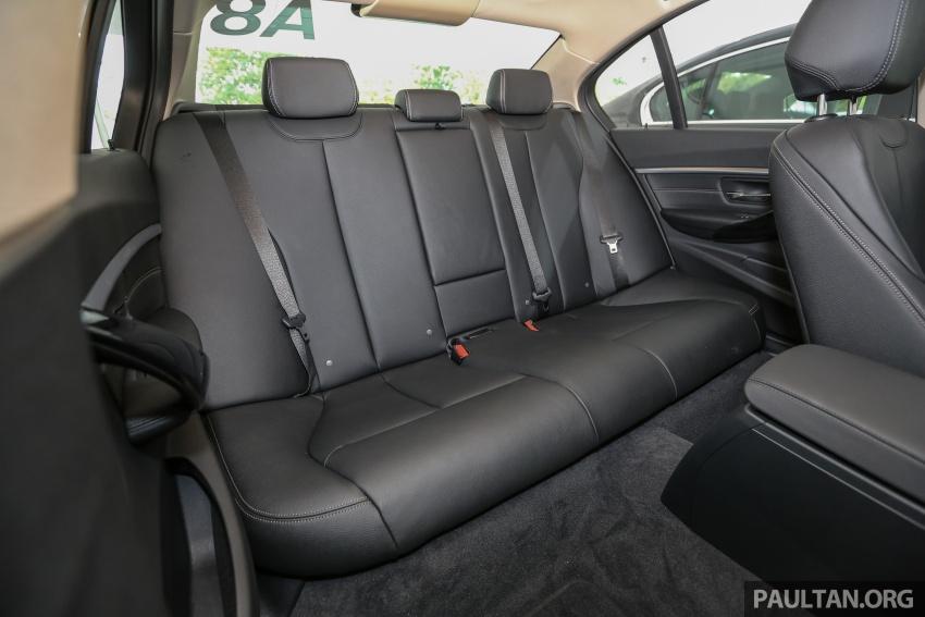 BMW 330e iPerformance Sport plug-in hybrid kini di Malaysia – 0-100 km/j 6.1 saat, 2.1l/100km, RM249k Image #540656