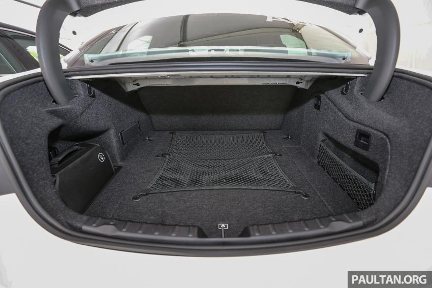 BMW 330e iPerformance Sport plug-in hybrid kini di Malaysia – 0-100 km/j 6.1 saat, 2.1l/100km, RM249k Image #540657