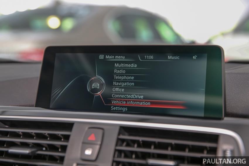 BMW 330e iPerformance Sport plug-in hybrid kini di ...