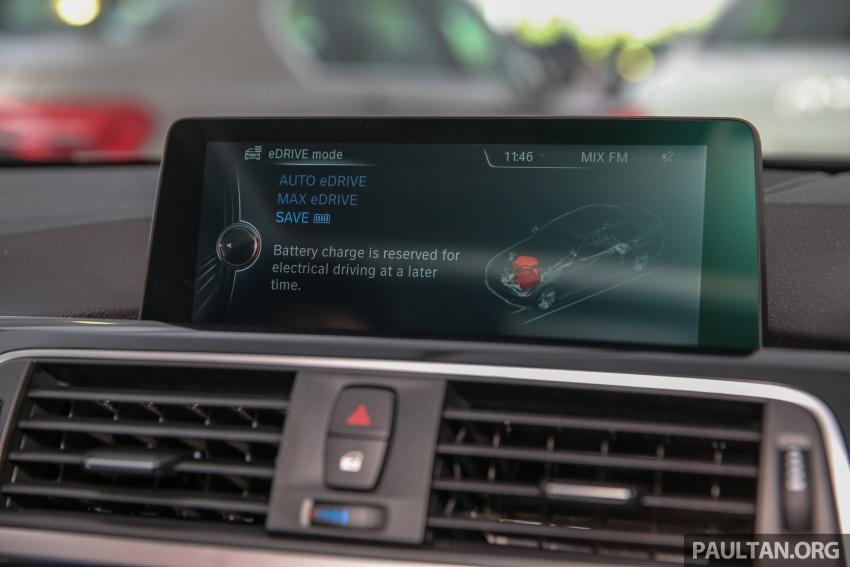 BMW 330e iPerformance Sport plug-in hybrid kini di Malaysia – 0-100 km/j 6.1 saat, 2.1l/100km, RM249k Image #540609