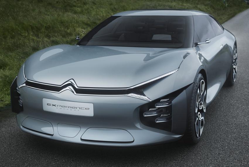 Citroen CXperience Concept unveiled, debuts in Paris Image #541473