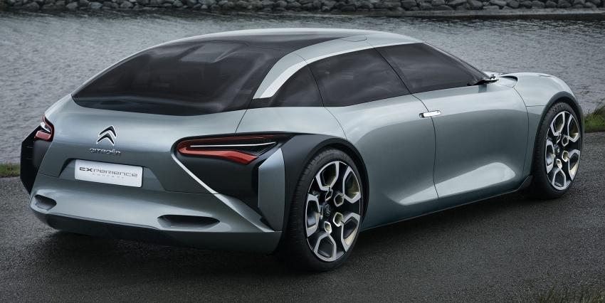 Citroen CXperience Concept unveiled, debuts in Paris Image #541476