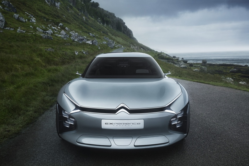 Citroen CXperience Concept unveiled, debuts in Paris Image #541477