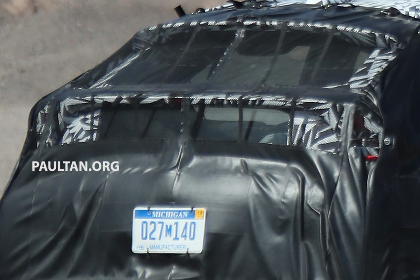 SPIED: Next-gen Mitsubishi ASX seen testing in the US Image #530980