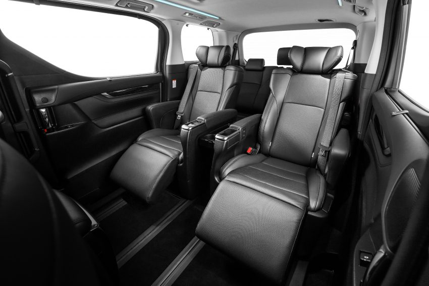 2016 Toyota Alphard and Vellfire launched in M'sia – RM408k-RM506k for Alphard, RM345k for Vellfire Image #529836