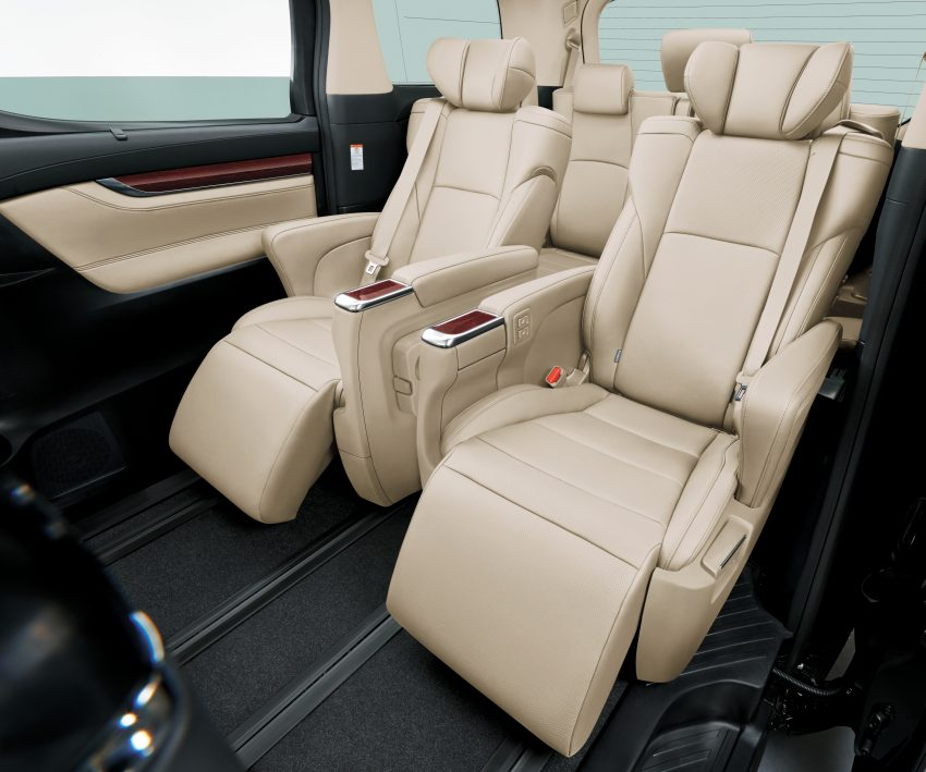 2016 Toyota Alphard and Vellfire launched in M'sia – RM408k-RM506k for Alphard, RM345k for Vellfire Image #529785