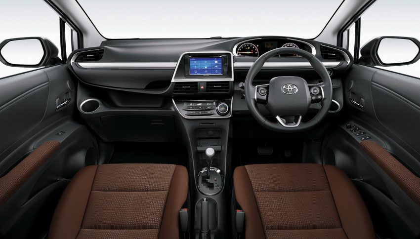 Toyota Sienta MPV launched in Malaysia, fr RM93k Image #536539